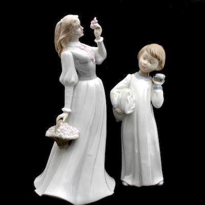 Zaphir Porcelain Figurines