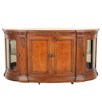 Contemporary Henredon Carved Wooden Sideboard
