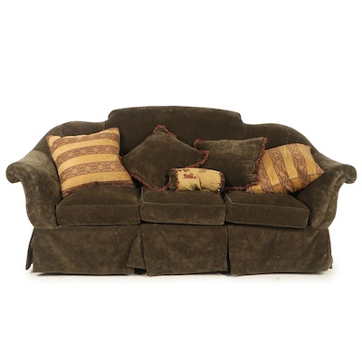 Century Furniture Upholstered Sofa, Contemporary