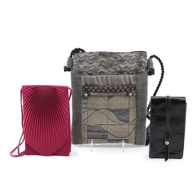 Crossbody and Shoulder Bags Featuring Hobo