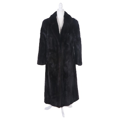 Kakas Ranch Mink Fur Coat