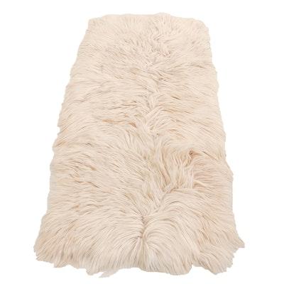 Sheepskin Area Rug