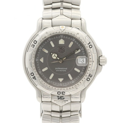 TAG Heuer Stainless Steel 200M With Date