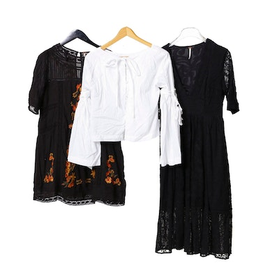 Free People Dresses and Blouse