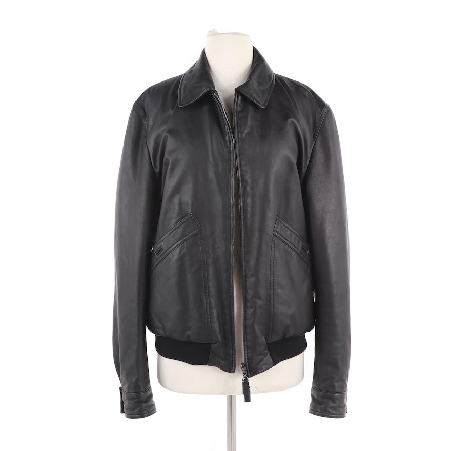 Baley Leather Jacket
