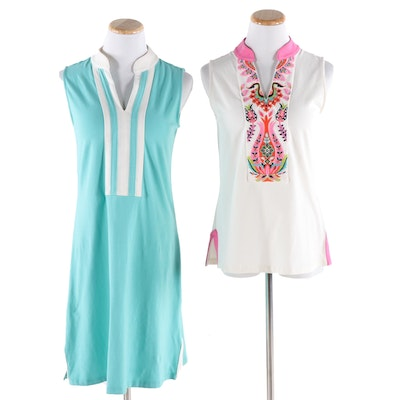 Spartina 449 Kaia Sleeveless Top and Tunic Dress