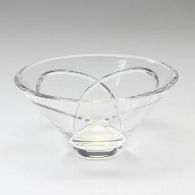 "Waterford Crystal ""Wishes Romance"" Bowl"