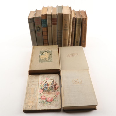 """Vintage and Antique Books Featuring """"Pilgrim's Progress"""""""