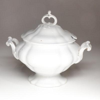 Boch Fréres Keramis Porcelain Tureen