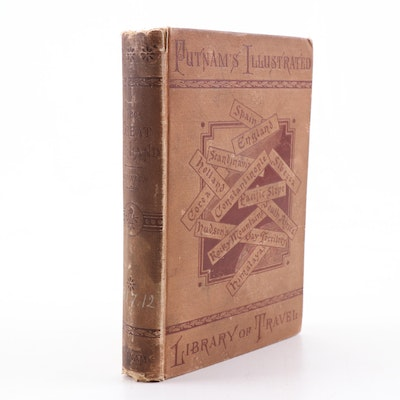 """1882 """"Sketches of Life in the Hudson's Bay Territory"""" by H. M. Robinson"""