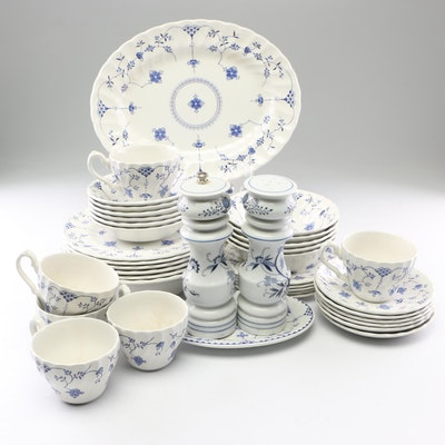 "Salem China Co. Ironstone ""Yorktown"" Dinnerware"