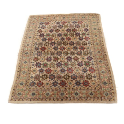 "Hand-Tufted Indian Trans-Ocean Petra Collection ""Kuba"" Wool Rug"