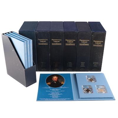 Presidential Dollar Coin Library Collection