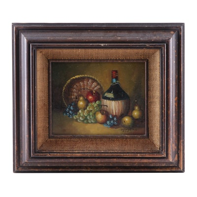 Mayers Still Life Oil Painting