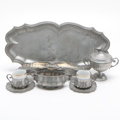 Pewter Serveware Group