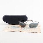 Maui Jim Wailea Titanium Sunglasses with Case