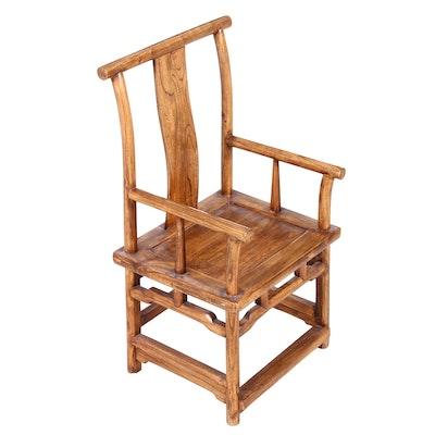 Chinese Ash Children's Chair