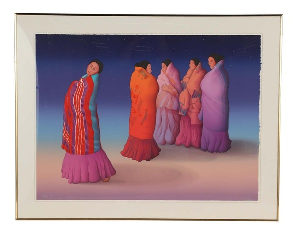 Southwestern & Mexican Jewelry, Contemporary Art, African Art, & More