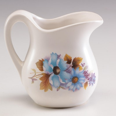 McCoy Earthenware Cream Pitcher, Mid to Late 20th Century