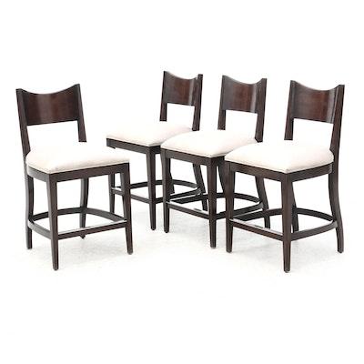Woodbridge Furniture Upholstered Barstools