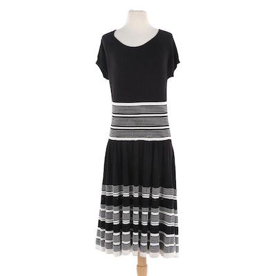 Kate Spade New York Knit Cotton Maxi Dress
