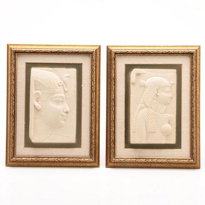 The Metropolitan Museum of Art Reproduction Egyptian Reliefs