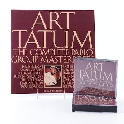 "Art Tatum ""The Complete Pablo Group Masterpieces"" CD Box Set"
