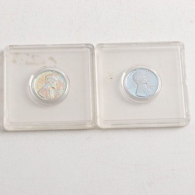 1943, 1943-D and 1943-S WWII Lincoln Steel Cents | EBTH