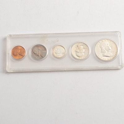 1955 Coin Set