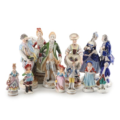 Porcelain Figurine Collection
