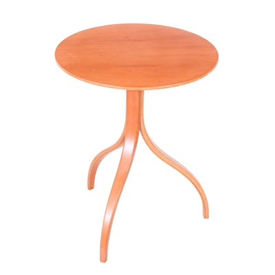Mid Century Modern Cherry Low Table by Modulus