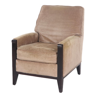 Contemporary Modern Upholstered Armchair