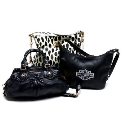 Marc by Marc Jacobs and Harley-Davidson Handbags