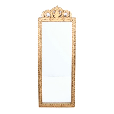 1930s Gilt Painted Mirror