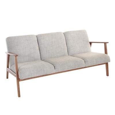 "IKEA, Modernist Style Birch ""Ekenäset"" Sofa"