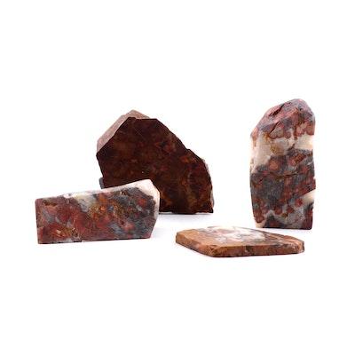 Jasper Mineral Specimens