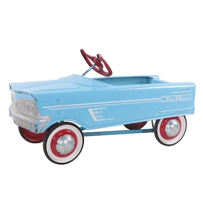 "Murray V-Front ""Tee Bird"" Pedal Car with Original Paint, 1960s"