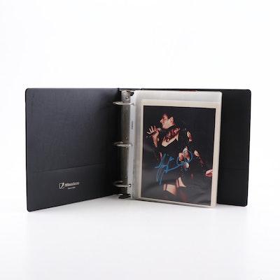 Liza Minnelli, Steve Buscemi and Other Celebrity Signed Photos and Ephemera