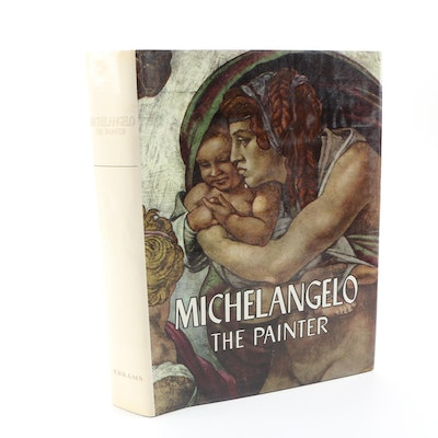"1964 ""Michelangelo: The Painter"" by Valerio Mariani"