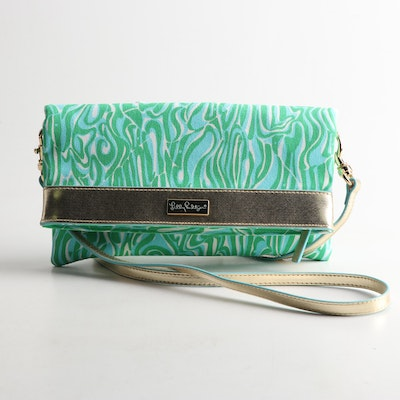 Lilly Pulitzer Hot To Trot Crossbody Bag