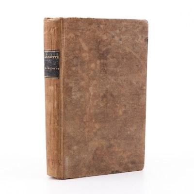 """1832 """"Annette Warrington"""" by Benjamin H. Greene"""