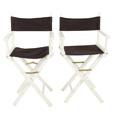 Pair of Director Chairs