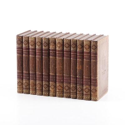 "1817 ""The Works of William Robertson, D.D."" in Twelve Volumes"