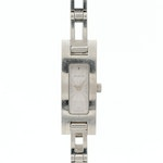 Gucci Stainless Steel Grey Dial Quartz Wristwatch
