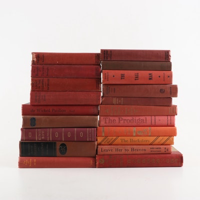 """Vintage Books Featuring """"Gulliver's Travels"""", """"Jungle Tales of Tarzan"""", More"""