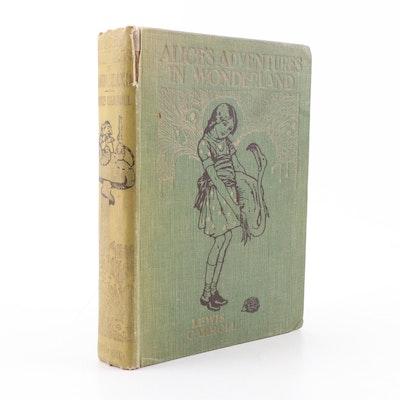 "1926 ""Alice's Adventures in Wonderland"" by Lewis Carroll"
