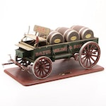 Yuengling Brewery 175th Anniversary Wagon with COA, 2004