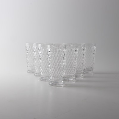 "Villeroy & Boch ""Boston"" Highball Glasses"