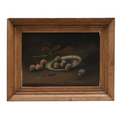20th Century Still Life Oil Painting