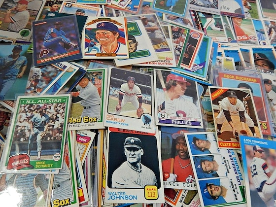 Sports Cards, Knives, Collectibles, and More